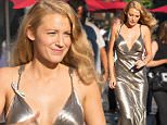EXCLUSIVE: September 18th 2015: Blake Lively and Jesse Eisenberg seen returning to the set of an untitled - Woody Allen period feature in New York City, USA. Blake, wearing silver cocktail dress, and Jesse in a retro style suit walk back to there trailers.\n\nPictured: Blake Lively and Jesse Eisenberg\nRef: SPL1128947  180915   EXCLUSIVE\nPicture by: OpaOpa / Splash News\n\nSplash News and Pictures\nLos Angeles: 310-821-2666\nNew York: 212-619-2666\nLondon: 870-934-2666\nphotodesk@splashnews.com\n