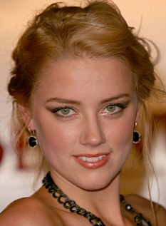 Amber Heard: Caused a row in Top Gear HQ that Jeremy Clarkson won