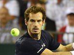 Great Britain Win Semi Final Match as Andy Murray Beats Bernhard Tomic in match 4