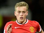 File photo dated 02-12-2014 of Manchester United's James Wilson