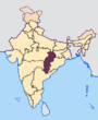 Chhattisgarh in India.png