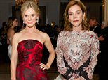 Mandatory Credit: Photo by JABPromotions/WWD/REX Shutterstock (5125526az)  Emilia Fox  William Vintage Private Dinner, Spring Summer 2016, London Fashion Week, Britain - 21 Sep 2015