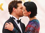 LOS ANGELES, CA - SEPTEMBER 20:  Actors Peter Facinelli (L) and Jaimie Alexander attend the 67th Annual Primetime Emmy Awards at Microsoft Theater on September 20, 2015 in Los Angeles, California.  (Photo by Mark Davis/Getty Images)