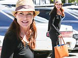 UK CLIENTS MUST CREDIT: AKM-GSI ONLY\nEXCLUSIVE: Venice Beach, CA - Actress Marcia Cross smiles as she goes shopping at Green House Smoke Shop in Venice Beach this afternoon.\n\nPictured: Marcia Cross\nRef: SPL1131450  190915   EXCLUSIVE\nPicture by: AKM-GSI / Splash News\n\n