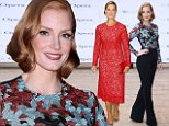 """eURN: AD*182027177  Headline: Metropolitan Opera 2015-2016 Season Opening Night - """"Otello"""" Caption: NEW YORK, NY - SEPTEMBER 21:  Jessica Chastain attends the Metropolitan Opera 2015-2016 season opening night of """"Otello"""" at The Metropolitan Opera House on September 21, 2015 in New York City.  (Photo by Dave Kotinsky/Getty Images) Photographer: Dave Kotinsky  Loaded on 22/09/2015 at 01:44 Copyright: Getty Images North America Provider: Getty Images  Properties: RGB JPEG Image (26999K 2179K 12.4:1) 2436w x 3783h at 96 x 96 dpi  Routing: DM News : GroupFeeds (Comms), GeneralFeed (Miscellaneous) DM Showbiz : SHOWBIZ (Miscellaneous) DM Online : Online Previews (Miscellaneous), CMS Out (Miscellaneous)  Parking:"""