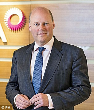 RSA Boss Stephen Hester will miss out on a potential bonanza of £8.5m to leave the company