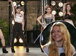 **STRICTLY EMBARGOED UNTIL 00:01 SUN SEPT 20TH** X Factor contestants and judges are seen during Bootcamp for the eighth show of the 2015 series, airing Sunday September 20th. Pictured are Sherlyn Hamilton Shaw, Andrew Batchelor, Fourth Power, Jasmine Leigh Morris, Neneth, Louisa Johnson.