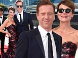 damian lewis and wife
