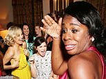 Mandatory Credit: Photo by Eric Charbonneau/REX Shutterstock (5126205al)\n Danielle Brooks, Taylor Schilling, Yael Stone, Uzo Aduba\n 67th Annual Primetime Emmy Awards, Netflix party, Los Angeles, America - 20 Sep 2015\n \n