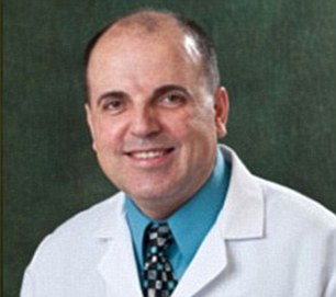 Imprisoned: Dr Farid Fata (pictured) - who netted millions of dollars by putting more than 500 patients through unnecessary cancer treatments and then billing their insurers - has been sentenced to 45 years in prison