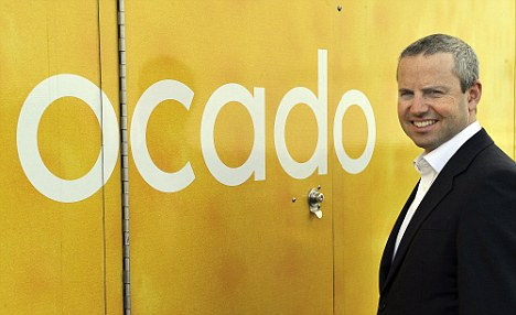 Ocado boss: While Tim Steiner always said he would be selling a stake in the online grocer, the timing of the move raised eyebrows
