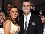 Mandatory Credit: Photo by David Fisher/REX Shutterstock (3154638ev).. Carol Vorderman and Graham Duff.. Pride of Britain Awards, London, Britain - 07 Oct 2013.. ..