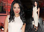21/09/2015\\n21st birthday of ROAR group at The Avenue, St James\\ Tulisa Contostavlos
