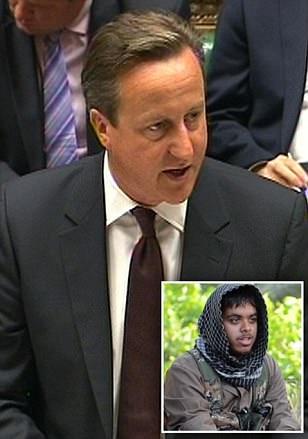 British jihadi killed in drone strike in an 'act of self defence'