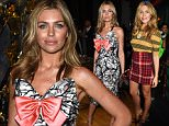 Abbey Clancy\nGiles SS16 fashion show, London Fashion Week, London. 21 Sep 2015\nPic: DFS/ David Fisher/ Rex Shutterstock