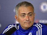Football - Chelsea - Jose Mourinho Press Conference - Chelsea Training Ground - 18/9/15  Chelsea manager Jose Mourinho during the press conference  Action Images via Reuters / Adam Holt  Livepic  EDITORIAL USE ONLY.