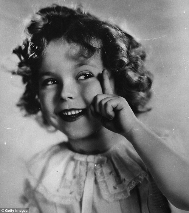 Shirley Temple passed away at the age of 85 surrounded by family and loved ones at her home in Woodside, California