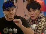 ****Ruckas Videograbs****  (01322) 861777 *IMPORTANT* Please credit Channel 5 for this picture. 21/09/15 Celebrity Big Brother 2015 Day 26 Grabs from the 9pm show **IMPORTANT - PLEASE READ** The video grabs supplied by Ruckas Pictures always remain the copyright of the programme makers, we provide a service to purely capture and supply the images to the client, securing the copyright of the images will always remain the responsibility of the publisher at all times. Standard terms, conditions & minimum fees apply to our videograbs unless varied by agreement prior to publication.