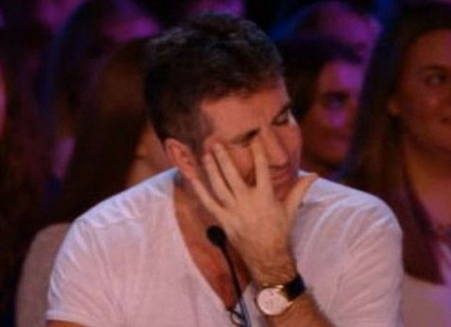 I watched The X Factor tonight and saw Simon Cowell crying. It's an event so rare that viewers were shocked. But I wasn't. In the 25 years I've known Simon, I've only witnessed him shed a tear three times