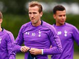 ENFIELD, ENGLAND - SEPTEMBER 22:  Harry Kane of Tottenham Hotspur arrives during Tottenham Hotspur Training Session at Hotspur Way on September 22, 2015 in Enfield, England.  (Photo by Tottenham Hotspur FC/Tottenham Hotspur FC via Getty Images)