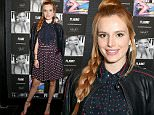 LONDON, ENGLAND - SEPTEMBER 20:  Bella Thorne attends the FLAUNT New Issue Launch Party during London Fashion Week at Tape London on September 20, 2015 in London, England.  (Photo by David M. Benett/Dave Benett / Getty Images for FLAUNT)
