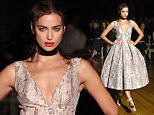 Irina Shayk\nGiles SS16 fashion show, London Fashion Week, London. 21 Sep 2015\nPic: DFS/ David Fisher/ Rex Shutterstock