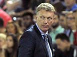 epa04944228 Real Sociedad's coach David Moyes during the Spanish Primera Division soccer match between Granada and Real Sociedad played at Nuevo los Carmenes stadium in Granada, southern Spain, 22 September 2015.  EPA/MIGUEL ANGEL MOLINA
