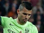 Sep 22th 2015 - Sunderland UK - SUNDERLAND V MAN CITY- Sunderland Man Cit Aguero goal 0-1 PIcture by Ian Hodgson/Daily Mail