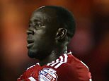 MIDDLESBROUGH, ENGLAND - SEPTEMBER 22:  Albert Adomah of Middlesbrough celebrates his goal during the Capital One Cup third round match between Middlesbrough and Wolverhampton Wanderers at Riverside Stadium on September 22, 2015 in Middlesbrough, England.  (Photo by Jan Kruger/Getty Images)