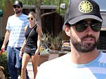 Malibu, CA - Brody Jenner and girlfriend Kaitlynn Carter end their brunch at Ollo restaurant in Malibu with his mother Linda Thompson. The couple returned to their car with their dog after a bite with family on a sunny day at the coast.\nAKM-GSI        September 22, 2015\nTo License These Photos, Please Contact :\nSteve Ginsburg\n(310) 505-8447\n(323) 423-9397\nsteve@akmgsi.com\nsales@akmgsi.com\nor\nMaria Buda\n(917) 242-1505\nmbuda@akmgsi.com\nginsburgspalyinc@gmail.com\n