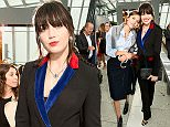 LONDON, ENGLAND - SEPTEMBER 21:  Alexa Chung and Daisy Lowe attend the Christopher Kane show during London Fashion Week SS16 at Sky Garden on September 21, 2015 in London, England.  (Photo by David M. Benett/Dave Benett/Getty Images)