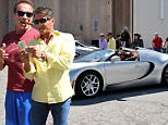 Pictured: Sylvester Stallone, Steven Van Zandt, Arnold Schwarzenegger\nMandatory Credit © Patron/Broadimage\nSylvester Stallone and Arnold Schwarzenegger out for lunch in Los Angeles\n\n9/19/15, Los Angeles, California, United States of America\n\nBroadimage Newswire\nLos Angeles 1+  (310) 301-1027\nNew York      1+  (646) 827-9134\nsales@broadimage.com\nhttp://www.broadimage.com\n