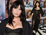 Mandatory Credit: Photo by Jonathan Hordle/REX Shutterstock (5147564o)  Daisy Lowe  Wonderland Magazine party during Spring Summer 2016, London Fashion Week, Britain - 22 Sep 2015