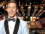 LOS ANGELES, CA - SEPTEMBER 20:  Host Andy Samberg speaks onstage during the 67th Annual Primetime Emmy Awards at Microsoft Theater on September 20, 2015 in Los Angeles, California.  (Photo by Kevin Winter/Getty Images)