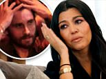 KUWTK Kourtney Kardashian Cries over Scott Disick Cheating Rumors