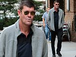 Picture Shows: James Packer  September 21, 2015\n \n Casino billionaire James Packer is spotted out and about in New York City, New York.\n \n Non-Exclusive\n UK RIGHTS ONLY\n \n Pictures by : FameFlynet UK © 2015\n Tel : +44 (0)20 3551 5049\n Email : info@fameflynet.uk.com