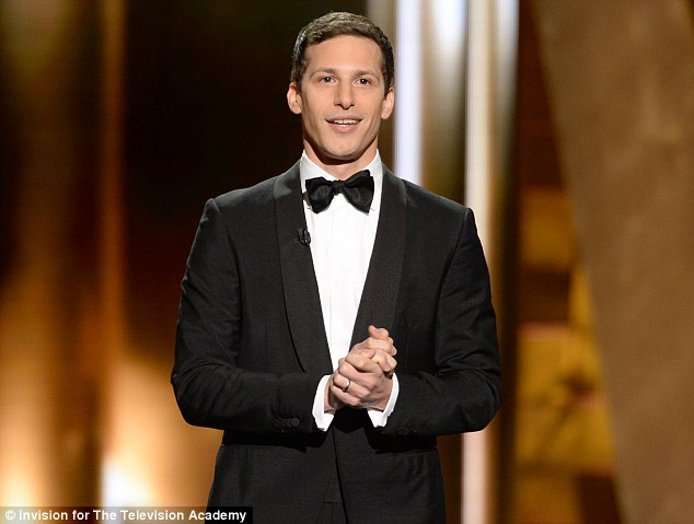 Andy Samberg shared a HBO Now username and password with the millions of people watching the Emmys