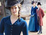BBC drama Poldark being filmed in Cornwall\nFeaturing: Kyle Soller, Heida Reed\nWhere: Penzance, United Kingdom\nWhen: 21 Sep 2015\nCredit: WENN.com