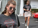 Sofia Richie seen leaving Fred Segal after having lunch with a friend\nFeaturing: Sofia Richie\nWhere: Los Angeles, California, United States\nWhen: 22 Sep 2015\nCredit: Michael Wright/WENN.com