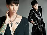 The Untitled Magazine - Ruby Rose - The GirlPower Issue