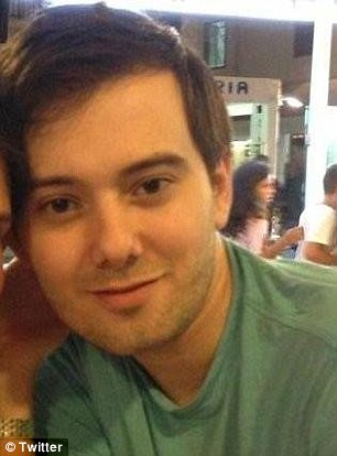 Shkreli received backlash from people on social media over his choice to raise the drug's price