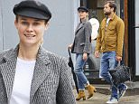 EXCLUSIVE: Diane Kruger takes a walk with her longtime boyfriend Joshua Jackson in Toronto on Sat 19 Sept. The couple stepped out wearing matching jeans, tan colored boots and jacket, and Diane foregoing any make-up! Josh is seen holding Diane's purse, and the couple had fun with the umbrella joking with the cameraman. \n\nPictured: Diane Kruger, Joshua Jackson\nRef: SPL1132845  210915   EXCLUSIVE\nPicture by: R Chiang / Splash News\n\nSplash News and Pictures\nLos Angeles: 310-821-2666\nNew York: 212-619-2666\nLondon: 870-934-2666\nphotodesk@splashnews.com\n