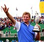 Done it all before: Ernie Els is an experienced player