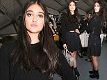 LONDON, ENGLAND - SEPTEMBER 22: Neelam Gill attends the Ashish show during London Fashion Week SS16 at the BFC Show Space on September 22, 2015 in London, England.  ..Pic Credit: Dave Benett.
