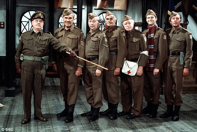 Dad's Army: The BBC sitcom didn't begin until 1967 but ran for nine series and 80 episodes in total