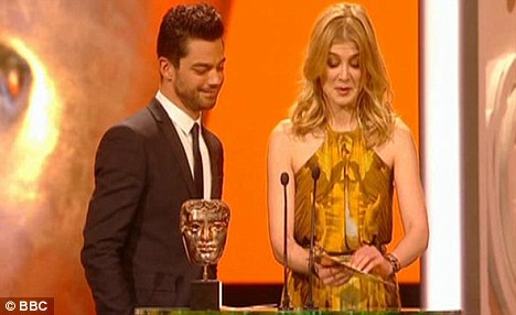 The Baftas was curiously flat this year. And not just because of Rosamund Pike's rabbit-eyed meltdown when the autocue failed