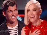 the voice superman gwen stefani