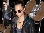 Mandatory Credit: Photo by Beretta/Sims/REX Shutterstock (5147781e)  Cara Delevingne  Cara Delevingne out and about, London, Britain - 22 Sep 2015