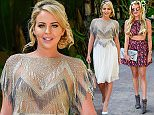 """Georgia Kousoulou leaves her hotel in Marbella to head for filming """"The Only Way Is Marbs"""" Featuring: Georgia Kousoulou Where: Malaga, Spain When: 22 Sep 2015 Credit: WENN.com"""