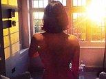 For Diary  Gemma Arterton on instagram via Juliet Conway